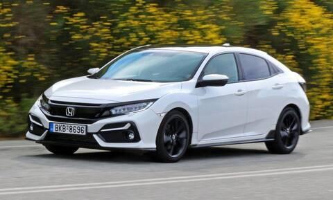 Το Honda Civic παραμένει μια πολύ καλή επιλογή, ειδικά το χιλιάρι των 126 ίππων