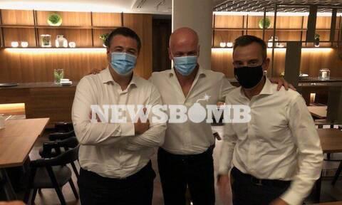 Το Newsbomb.gr στη ΔΕΘ: Το τσουρέκι που έδωσε ο Τζιτζικώστας στη Μαρέβα (pics)