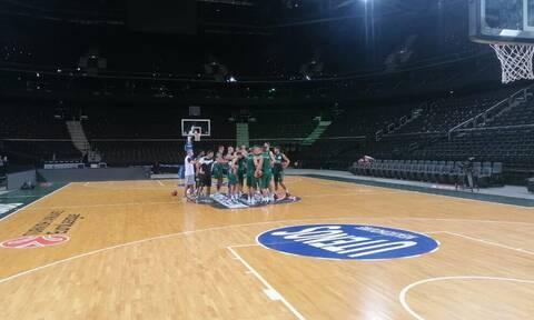 Παναθηναϊκός ΟΠΑΠ: Χαλάρωμα στη «Zalgirio Arena» (video)