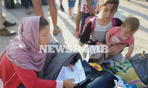 Το Newsbomb.gr στη Μυτιλήνη: Τεστ κορονοϊού σε όλους - Εγκατάσταση των υγιών σε σκηνές του Καρα Τεπέ