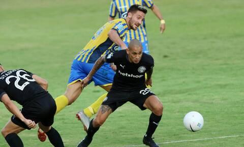 ΟΦΗ-Παναιτωλικός 1-1: Μοιρασιά με… αντίδραση ενόψει Europa League (photos)