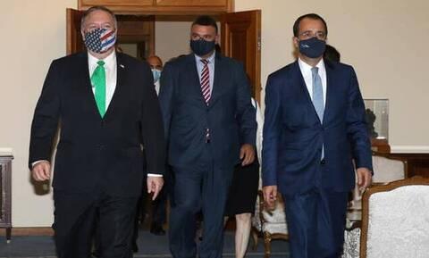 Μνημόνιο Συναντίληψης Κύπρου-ΗΠΑ για θέματα ασφάλειας