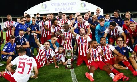 ΑΕΚ-Ολυμπιακός 0-1: Τα highlights του τελικού (video)