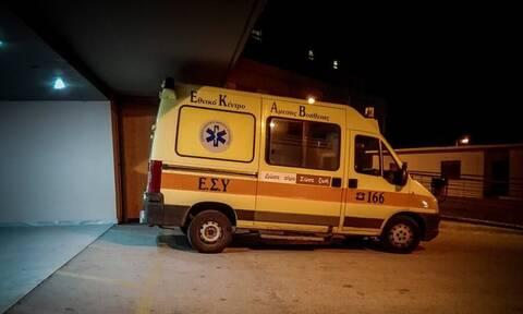 Κρήτη: Τραγικός θάνατος για άνδρα - Έπαθε ανακοπή μετά από τροχαίο