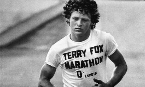 Terry Fox: Ποιος ήταν ο θρυλικός αθλητής που μας δίδαξε ότι ο Μαραθώνιος είναι αγώνας ελπίδας