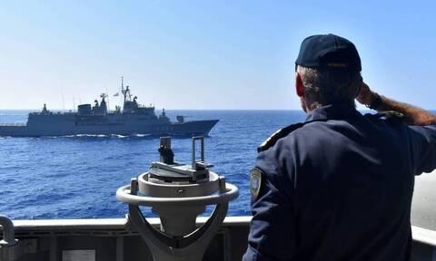 Κωδικός: «Πολιορκία και ναυτικός αποκλεισμός του Καστελόριζου»