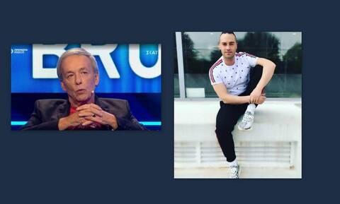 Φραγκολιάς: Η σκληρή κριτική του για τον Ανδρέα Μικρούτσικο στο Big Brother