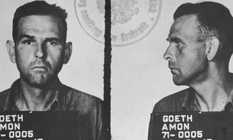 Amon Göth: H αληθινή ιστορία του κακού από τη «Λίστα του Σίντλερ»