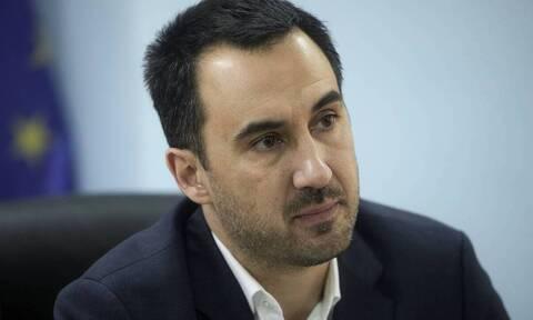 Χαρίτσης: Προσωποποίηση του πολιτικού φιλελευθερισμού ο κ. Μητσοτάκης