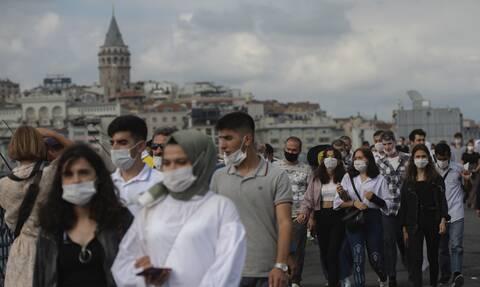 Κορονοϊός - Τουρκία: Ξεπέρασαν τις 7.000 οι θάνατοι από τον ιό