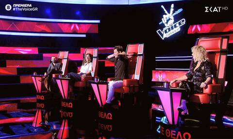 The Voice: Η πρεμιέρα και η μεγάλη αλλαγή λόγω κορονοϊού! (photos+video)