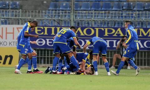 Αστέρας Τρίπολης-Παναθηναϊκός 1-0: Νικητής ο Ριέρα στην μονομαχία με Καρλίτος (video+photos)