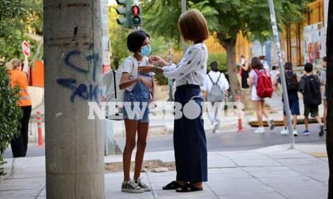 Ρεπορτάζ Newsbomb.gr - Σχολεία: «Χτύπησε» το πρώτο κουδούνι - Όλα τα μέτρα για μαθητές και δασκάλους