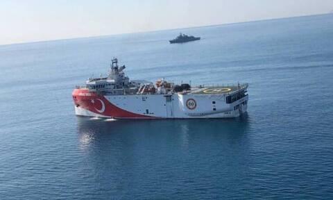 Το μυστήριο με την πορεία του Oruc Reis: Ποιοι ήξεραν τις κινήσεις των Τούρκων;
