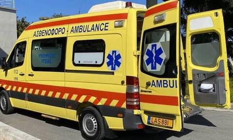 Κύπρος: Νέο σοβαρό τροχαίο στη Λεμεσό - Διασωληνωμένη ποδηλάτης που παρασύρθηκε από ημιφορτηγό