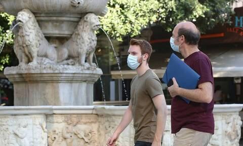 Пецас рассказал о новых мерах против коронавируса, оборонной политике и ситуации на Лесбосе