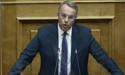 Σταϊκούρας: Δημοσιονομική ευελιξία και το 2021