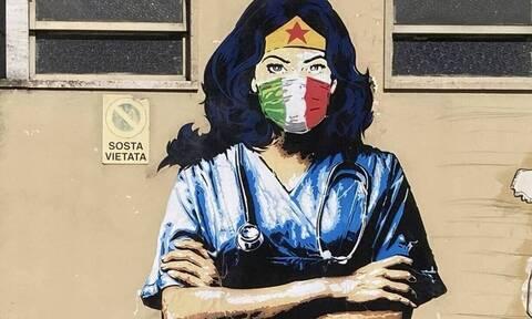 Ιταλία - Κορονοϊός: Χίλια οκτώ νέα κρούσματα το τελευταίο εικοσιτετράωρο