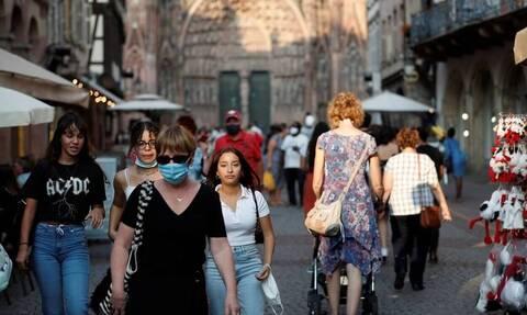 Γαλλία - Κορονοϊός: Περισσότερα από 6.000 νέα κρούσματα