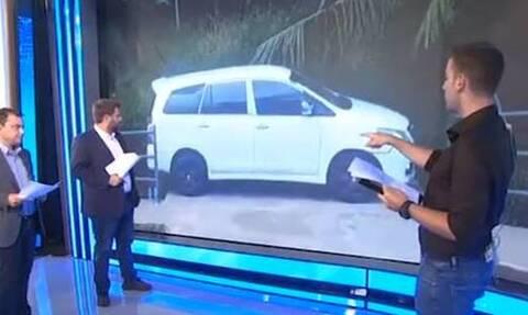 Άσος στο παρκάρισμα! Το βίντεο που εγινε viral - Μπρος και πίσω... γκρεμός