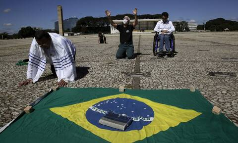 Κορονοϊός στη Βραζιλία: 381 θάνατοι και 15.115 κρούσματα τις προηγούμενες 24 ώρες