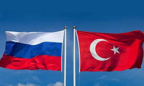 Συνομιλίες μεταξύ Ρωσίας και Τουρκίας για την κατάσταση σε Λιβύη και Συρία