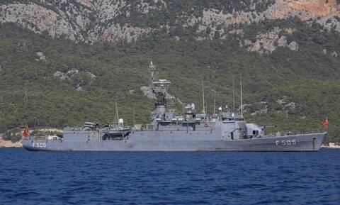 Νέα πρόκληση από Τουρκία: Ζητά με αντι-NAVTEX την αποστρατικοποίηση της Χίου