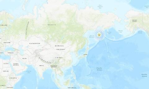 Ρωσία: Ισχυρός σεισμός στη χερσόνησο Καμτσάτκα