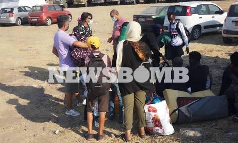 Κορονοϊός - Μόρια: Τουλάχιστον 21 κρούσματα στο Καρά Τεπέ - Φόβοι μην εξελιχθεί σε υγειονομική βόμβα