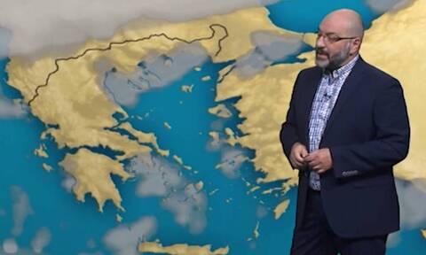 Καιρός: Εκτακτο μήνυμα από Αρναούτογλου για τον Μεσογειακό Κυκλώνα: «Πρέπει να...»
