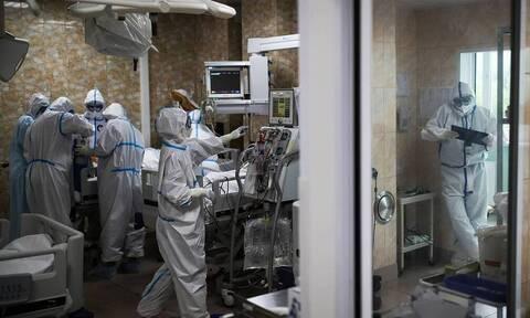 В России за сутки выявили максимум заразившихся коронавирусом с 27 июля