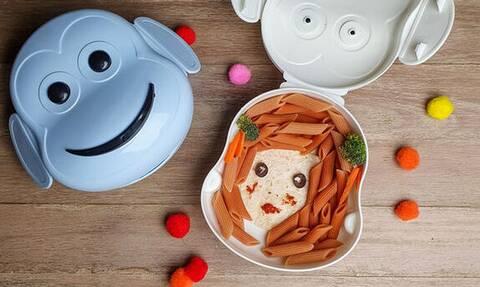 Φανταστική ιδέα για lunch box στο ολοήμερο
