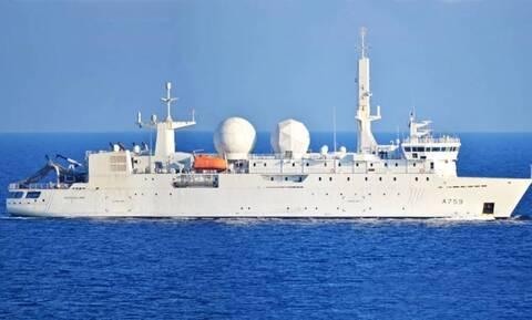 Γαλλικό «χαστούκι» στην Τουρκία - Κατασκοπευτικό στη Μαύρη Θάλασσα