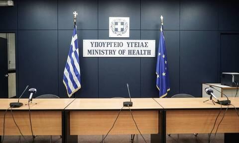 Κορονοϊός: Χωρίς Τσιόδρα η ενημέρωση από τοΥπουργείο Υγείας