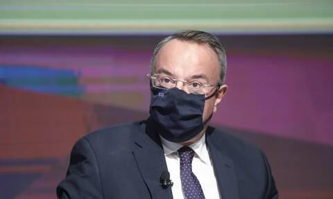 Σταϊκούρας: Εισοδήματα από ενοίκια και μερίσματα δεν θα επιβαρυνθούν με εισφορά αλληλεγγύης το 2021
