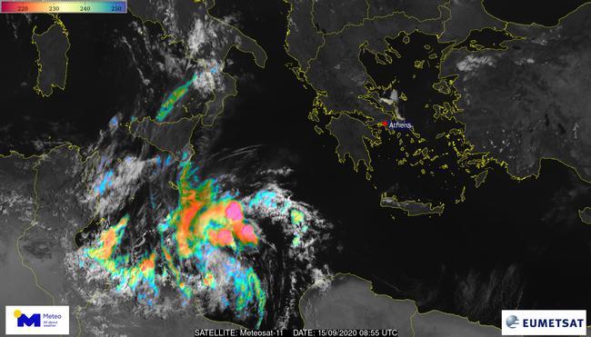 Καιρός: Ραγδαία επιδείνωση – Έρχονται βροχές και καταιγίδες