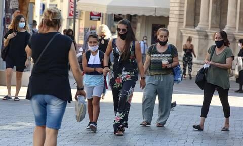 Κορονοϊός: Στην Αττική 2.026 ενεργά κρούσματα – Πάνω από 4.000 σε όλη τη χώρα