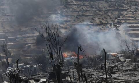 Βίντεο ντοκουμέντο - Μόρια: Έτσι έβαλαν τη φωτιά στον καταυλισμό- Συνελήφθησαν οι δράστες