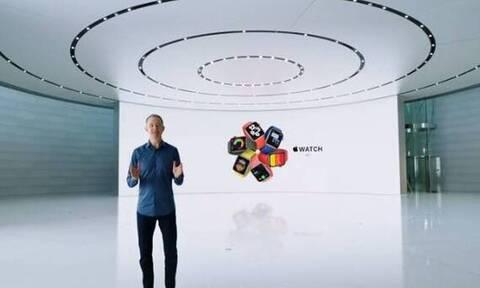 Apple: Δείτε live την παρουσίαση του νέου iPad και του Apple Watch