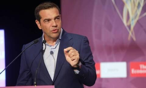 Τσίπρας στο συνέδριο του Economist: Ο ΣΥΡΙΖΑ εξελίσσεται