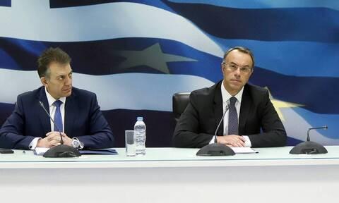 Κορονοϊός: Την Τετάρτη η εξειδίκευση των οικονομικών μέτρων που εξήγγειλε ο Μητσοτάκης
