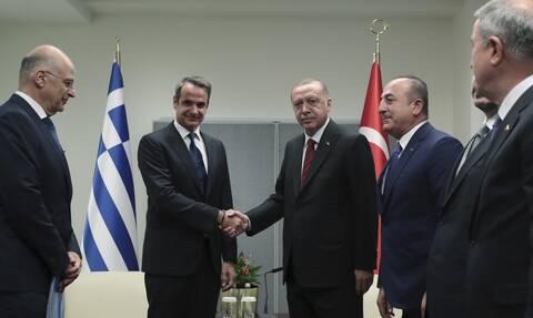 Ελληνοτουρκικά: Διπλωματικός πυρετός πριν την Σύνοδο Κορυφής - Οι όροι της Αθήνας για διάλογο