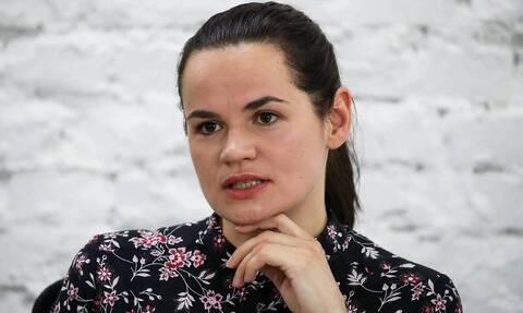 """Тихановская заявила, что даст Лукашенко """"гарантии безопасности"""", если он уйдет """"мирно"""""""