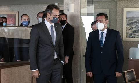 Αντιπαράθεση ΣΥΡΙΖΑ - ΝΔ για τις δηλώσεις Ζάεφ σε CNN Greece και Euronews