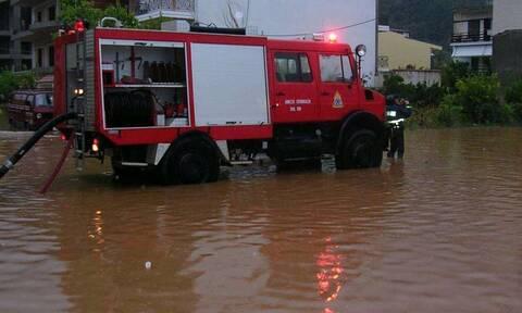 Καιρός: Σε ετοιμότητα η πυροσβεστική για την επικείμενη κακοκαιρία «Ιανός»
