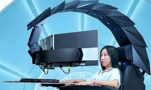 Τρομερό: Δείτε εδώ υπολογιστή που έφτιαξαν οι Κινέζοι!