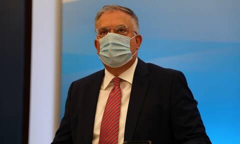 Λαχτάρα για τον υπουργό Εσωτερικών Τάκη Θεοδωρικάκο: Τι συμβαίνει με την υγεία του