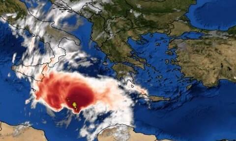 Μεσογειακός κυκλώνας: Αυτό είναι το φαινόμενο που θα «χτυπήσει» την Ελλάδα σε λίγες ώρες