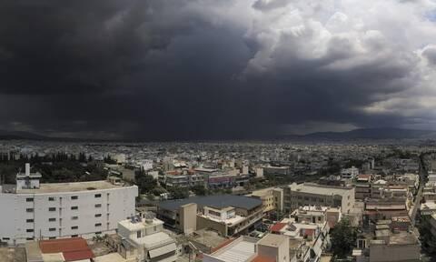Κακοκαιρία «Ιανός» - Λαγουβάρδος στο Newsbomb.gr: Επικίνδυνο φαινόμενο – Άνεμοι έως και 120 χλμ/ώρα