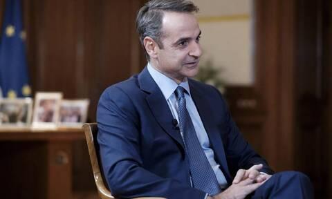 Μητσοτάκης στο Economist: Δεν έχω μιλήσει με τον Ερντογάν - Αν δεν τα βρούμε πάμε Χάγη